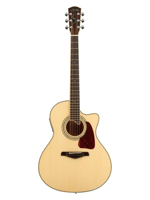 (お取り寄せ)S.YAIRI YE-5M N Natural Sヤイリ エレアコ(ギター)
