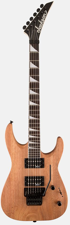Jackson JS32 DINKY (Natural Oil) ジャクソン エレキギター
