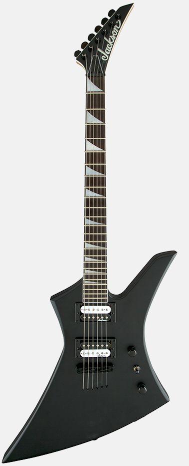 (お取り寄せ)Jackson JS32T KELLY(Satin Black) ジャクソン エレキギター