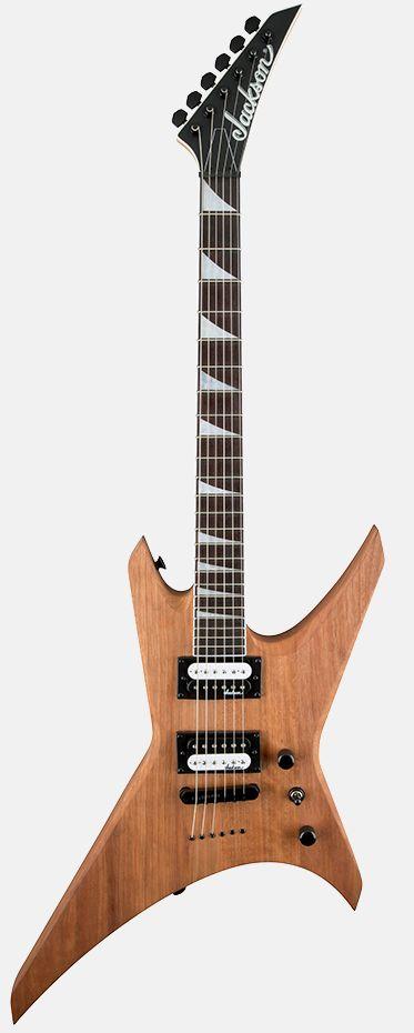 (お取り寄せ)Jackson JS32T WARRIOR(Natural Oil) ジャクソン エレキギター