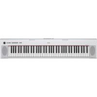 (お取り寄せ)YAMAHA NP-32WH(ホワイト)ヤマハ 76鍵キーボード piaggero(ピアジェーロ)