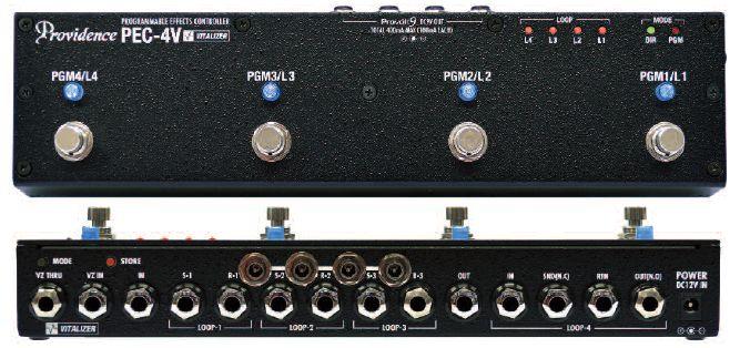 (お取り寄せ)Providence PEC-4V プロビデンス プログラムコントローラー