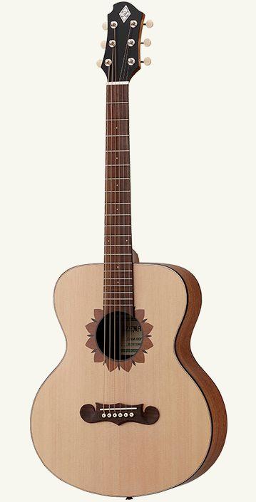 (お取り寄せ)ZEMAITIS CAM-60F ゼマイティス アコースティックギター パーラーギター/ミニギター