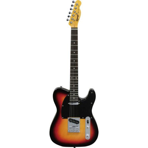 (お取り寄せ)K-Garage KTL-160 3TS エレキギター テレキャスター・タイプ *ソフトケース付き