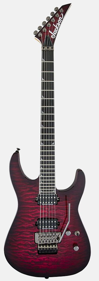 (お取り寄せ)Jackson Soloist SL2Q MAHジャクソン エレキギター Proシリーズ
