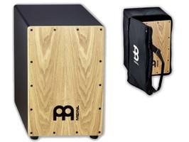 (お取り寄せ)マイネル カホンMEINL MCAJ100BK-AS+with bagバッグ付MDF Body/AshFrotplate