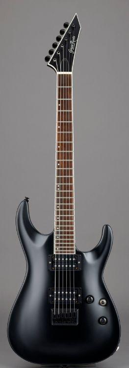 GrassRoots G-HR-55FX Black Satinグラスルーツ エレキギター *ソフトケース付き