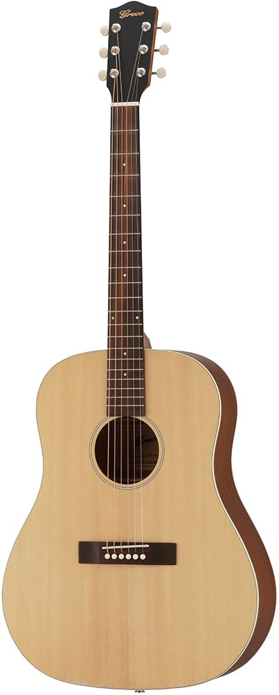Greco GAJ-30P NAT(Natural)グレコ ピックアップ付きアコースティック・ギター