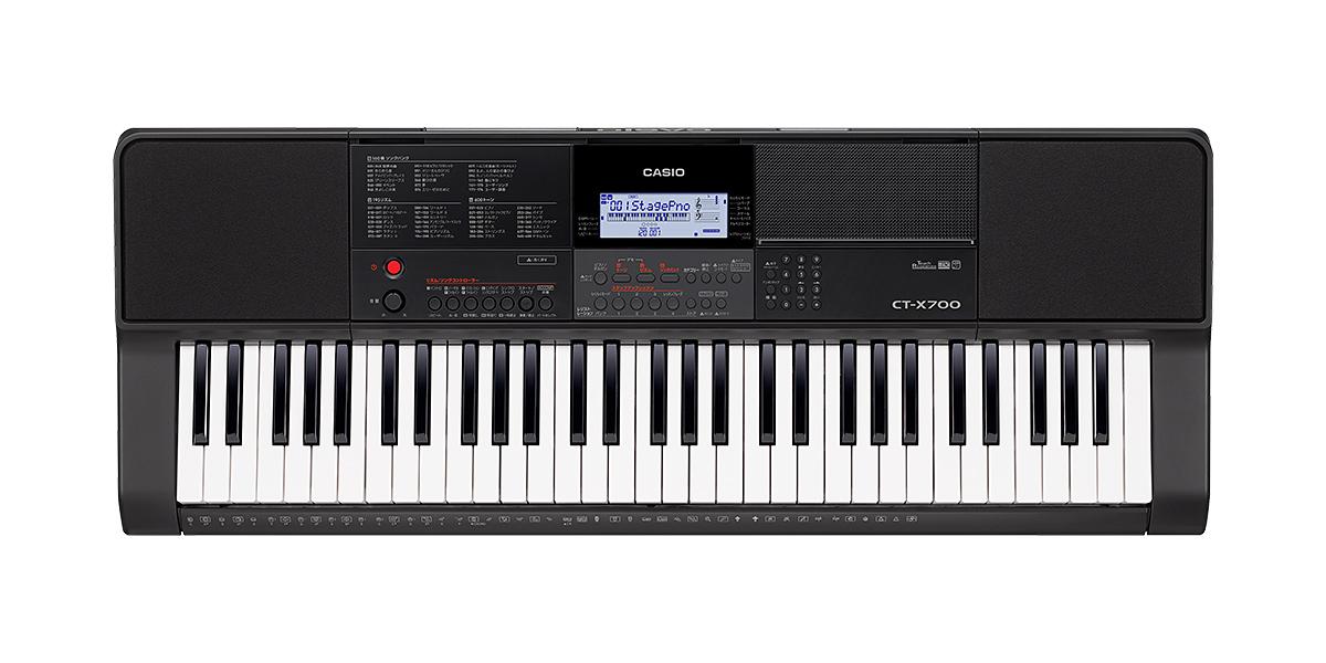 (お取り寄せ)CASIO CT-X700 カシオ キーボード CTX700 61鍵キーボード