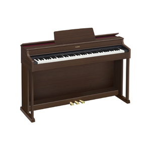 (配達設置無料)CASIO AP-470BN オークウッド調 カシオ デジタルピアノCELVIANO(セルヴィアーノ) 電子ピアノAP470BN ※配送・設置は、最寄のエディオン配送センターよりお伺いいたします。全国送料無料 ※一部地域を除く