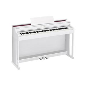 (配達設置無料)CASIO AP-470WE ホワイトウッド調 カシオ デジタルピアノCELVIANO(セルヴィアーノ) 電子ピアノAP470WE ※配送・設置は、最寄のエディオン配送センターよりお伺いいたします。全国送料無料 ※一部地域を除く