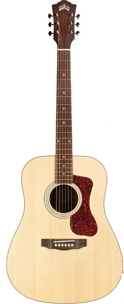 GUILD D-240E The Westerly Collectionギルド エレアコ ギグバッグ付き ※国内正規品