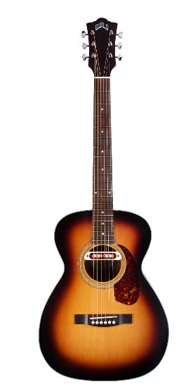 GUILD M-240E Troubadour The Westerly Collectionギルド エレアコ M240Eトルバドール ギグバッグ付き ※国内正規品