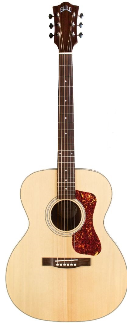 GUILD OM-240E NAT The Westerly Collectionギルド エレアコ OM240E ギグバッグ付き ※国内正規品