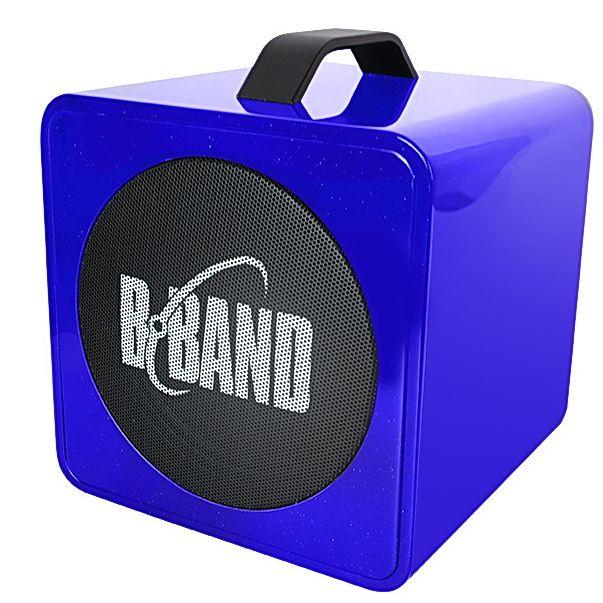 B-BAND AC45J BL ブルーポータブル・アコーステックアンプポータブル・ギターアンプ
