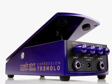 (お取り寄せ)ERNIE BALL Expression Tremolo [#6188] アーニーボール エクスプレッション・トレモロ・ペダル