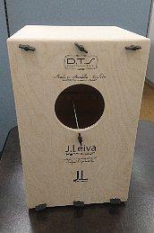 (在庫あり)折りたたみ式カホン/組み立て式カホンJ.Leiva EASY CAJON *100% MADE IN SPAIN
