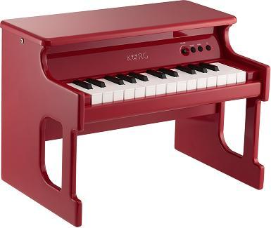 KORG tinyPIANO RD/レッド コルグ デジタルトイピアノ TINYPIANO タイニーピアノ