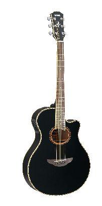 (お取り寄せ)YAMAHA APX700 2 BL(ブラック) ヤマハ エレアコ エレクトリック・アコースティックギター ソフトケース付属