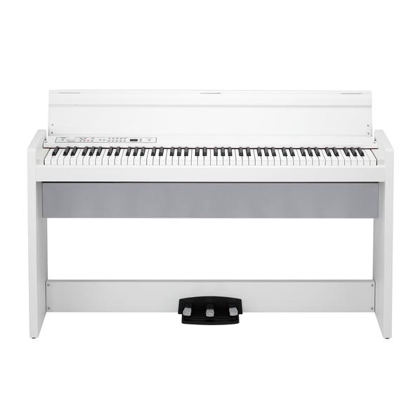 KORG LP380WH コルグ デジタルピアノ LP-380WH ホワイト※配送設置:最寄のエディオン商品センターよりお伺い致します。[※サービスエリア外は別途配送手数料が掛かります]
