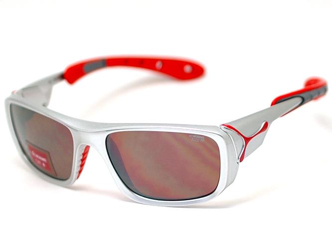 【CEBE sunglasses】 セベ サングラスICE アイス(CB048900007)シャイニーシルバー/ブラウンARCategory:4&裏面反射防止コート付ミネラルIRレンズ採用!