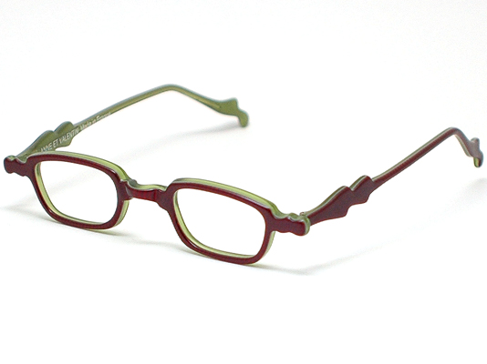 dekorinmegane: ANNE ET VALENTIN an Valentine glasses frame EPI 7MM ...