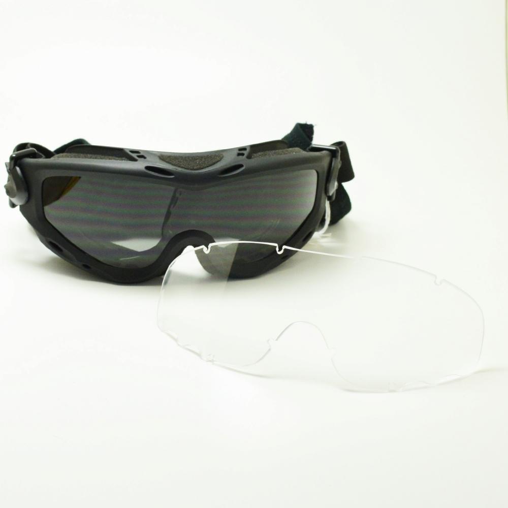 WILEY X ワイリーエックス WX SPEAR TYPE29-2ND スピア マットブラック/スモークグレー/クリアメガネ 眼鏡 めがね メンズ レディース おしゃれ ブランド 人気 おすすめ フレーム 流行り 度付き レンズ サングラス