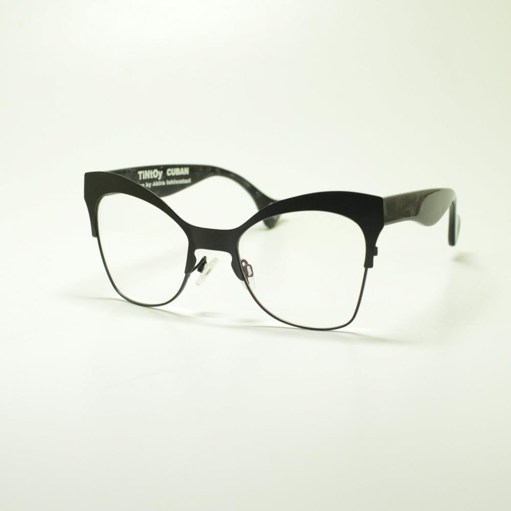 TINTOY ティントーイ CUBAN キューバン GRANITEメガネ 眼鏡 めがね メンズ レディース おしゃれ ブランド 人気 おすすめ フレーム 流行り 度付き レンズ