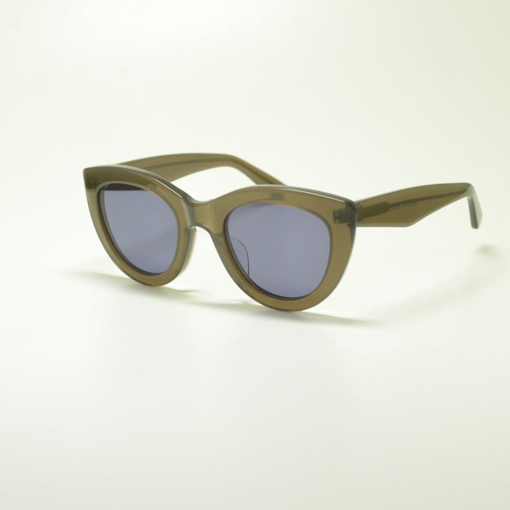 A.D.S.R エーディーエスアール LAURYN ローリン col-4 チャコール/グレーメガネ 眼鏡 めがね メンズ レディース おしゃれ ブランド 人気 おすすめ フレーム 流行り 度付き レンズアウトレットSALE価格!!