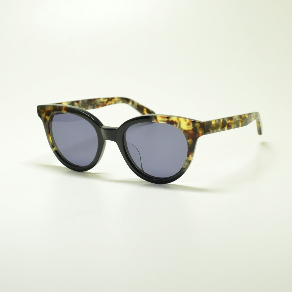 A.D.S.R エーディーエスアール PHONY ポニー col-2 ブラック&ハバナイエロー/グレーメガネ 眼鏡 めがね メンズ レディース おしゃれ ブランド 人気 おすすめ フレーム 流行り 度付き レンズアウトレットSALE価格!!