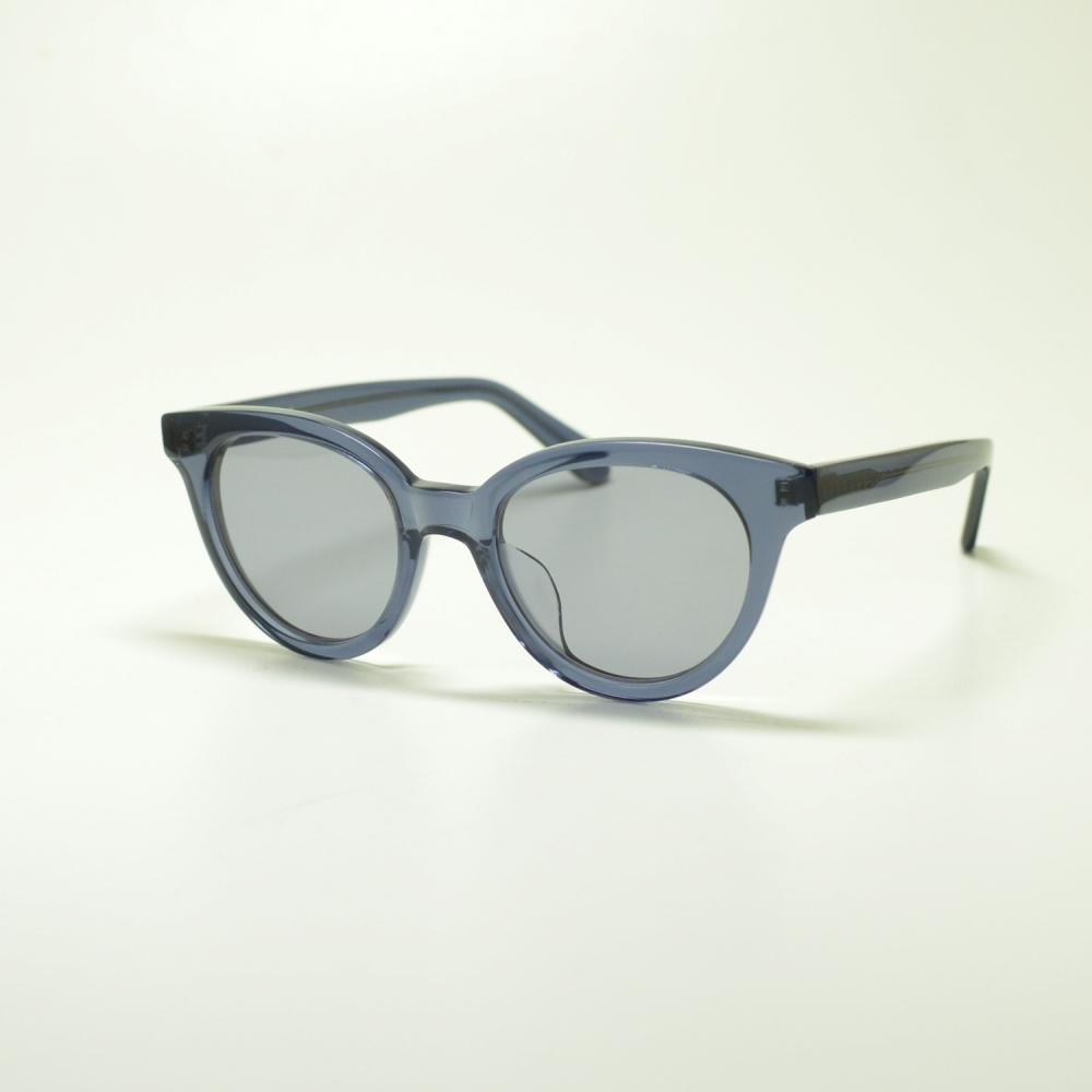 A.D.S.R エーディーエスアール PHONY ポニー col-4 クリアネイビー/グレーメガネ 眼鏡 めがね メンズ レディース おしゃれ ブランド 人気 おすすめ フレーム 流行り 度付き レンズアウトレットSALE価格!!