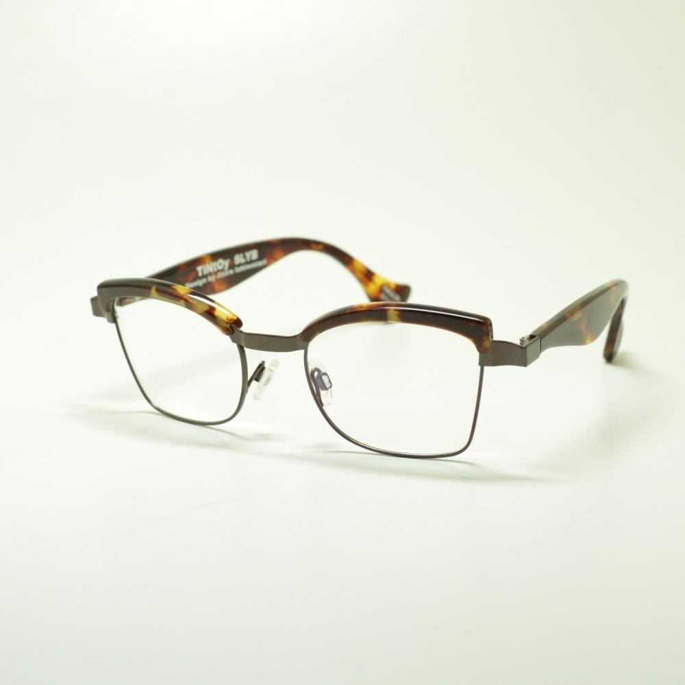 TINTOY ティントーイ SLYB スライビー FAULINメガネ 眼鏡 めがね メンズ レディース おしゃれ ブランド 人気 おすすめ フレーム 流行り 度付き レンズ