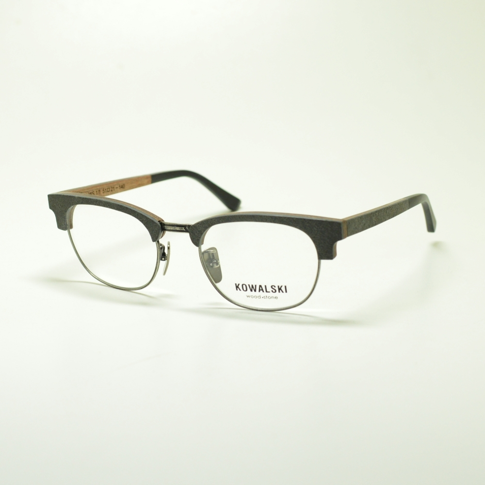 KOWALSKI コワルスキー WOODSTONE WS 1/1メガネ 眼鏡 めがね メンズ レディース おしゃれ ブランド 人気 おすすめ フレーム 流行り 度付き レンズ