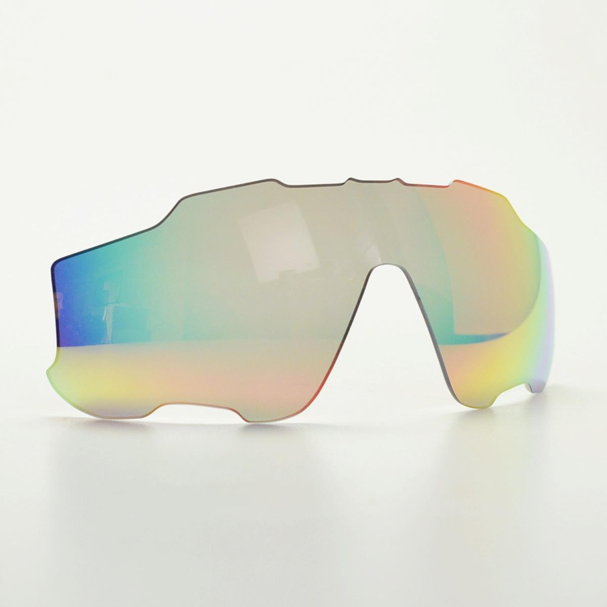 GOODMAN LENS MANUFACTURE グッドマンレンズマニュファクチュア JAWBREAKER用交換レンズ 偏光ライトグレー レッドミラーGOODMAN LENS MANUFACTURE グッドマンレンズマニュファクチュア レンズ 調光 偏光 OAKLEY オークリー 交換レンズ