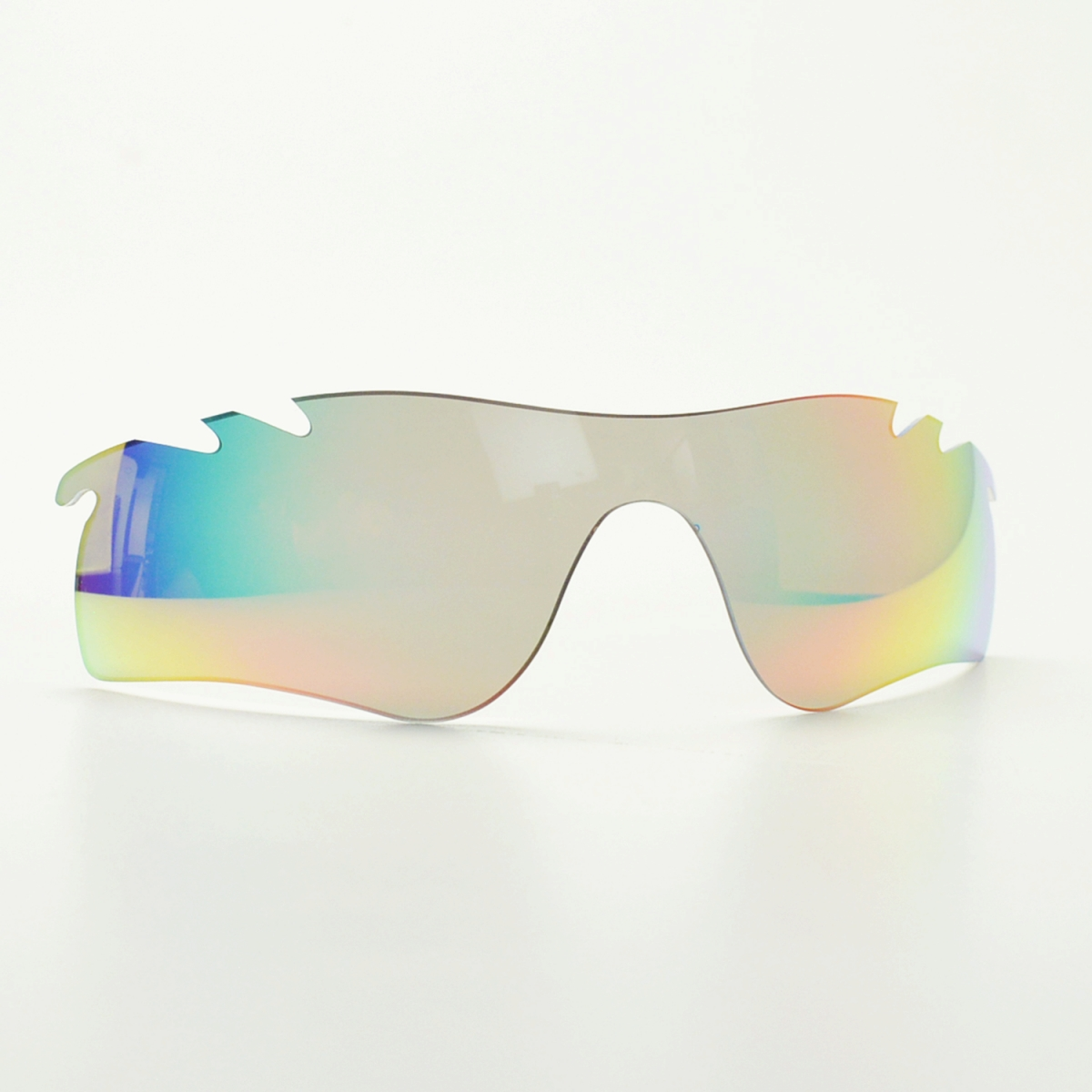GOODMAN LENS MANUFACTURE グッドマンレンズマニュファクチュア RADARLOCK用交換レンズ 偏光ライトグレー レッドミラーGOODMAN LENS MANUFACTURE グッドマンレンズマニュファクチュア レンズ 調光 偏光 OAKLEY オークリー 交換レンズ