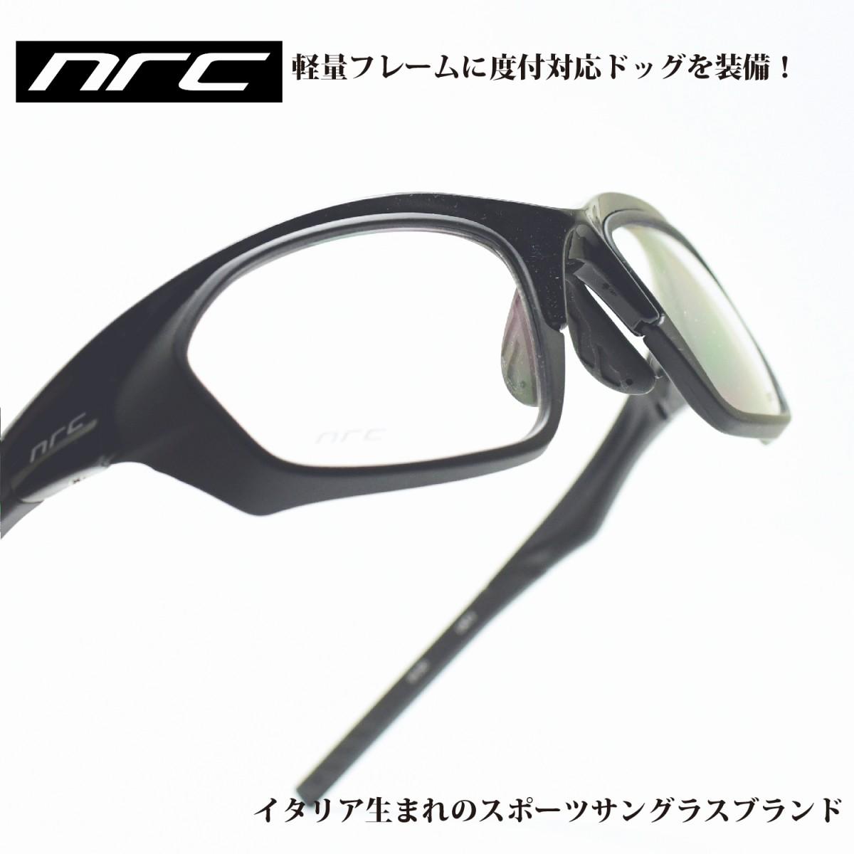nrc エヌアールシー S5SHINY BLACK/OPTICAL DOCメガネ 眼鏡 めがね メンズ レディース おしゃれ ブランド人気 おすすめ フレーム 流行り 度付き レンズ サングラス