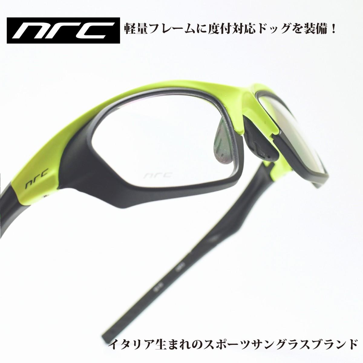 nrc エヌアールシー S5SHINY YELLOW/OPTICAL DOCメガネ 眼鏡 めがね メンズ レディース おしゃれ ブランド人気 おすすめ フレーム 流行り 度付き レンズ サングラス