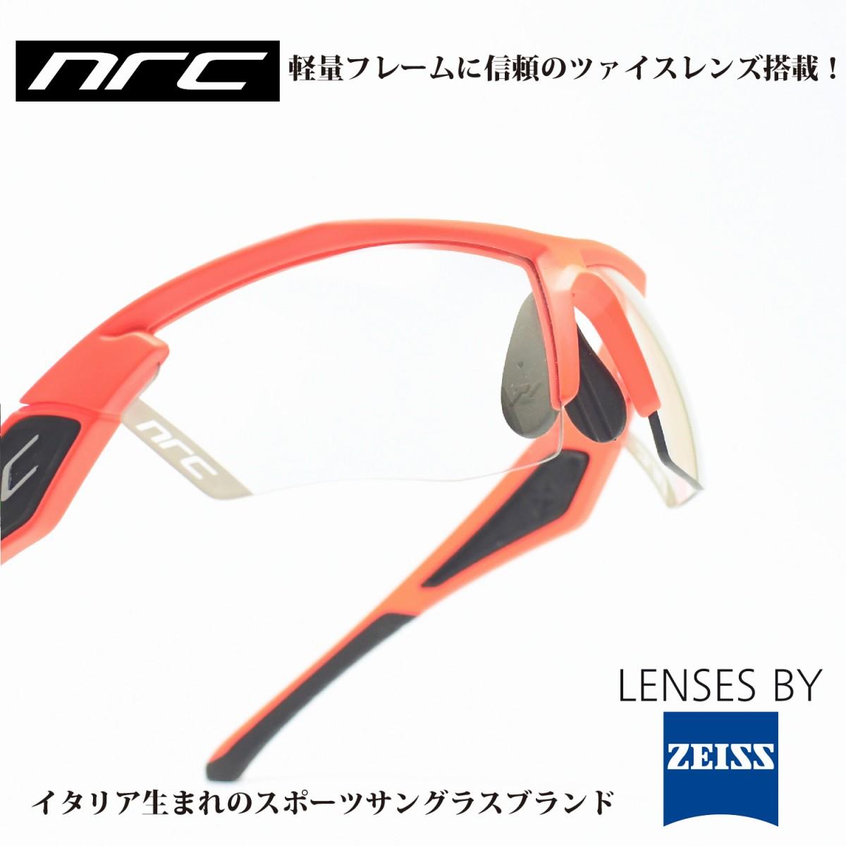 nrc エヌアールシー X5BLACKSHADOW/CLEAR GRAY 調光レンズメガネ 眼鏡 めがね メンズ レディース おしゃれ ブランド人気 おすすめ フレーム 流行り 度付き レンズ サングラス