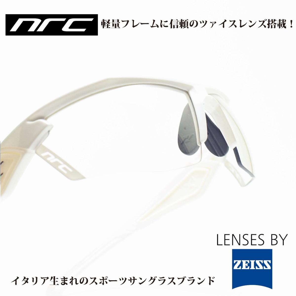nrc エヌアールシー X5STELVIO/CLEAR GRAY 調光レンズメガネ 眼鏡 めがね メンズ レディース おしゃれ ブランド人気 おすすめ フレーム 流行り 度付き レンズ サングラス