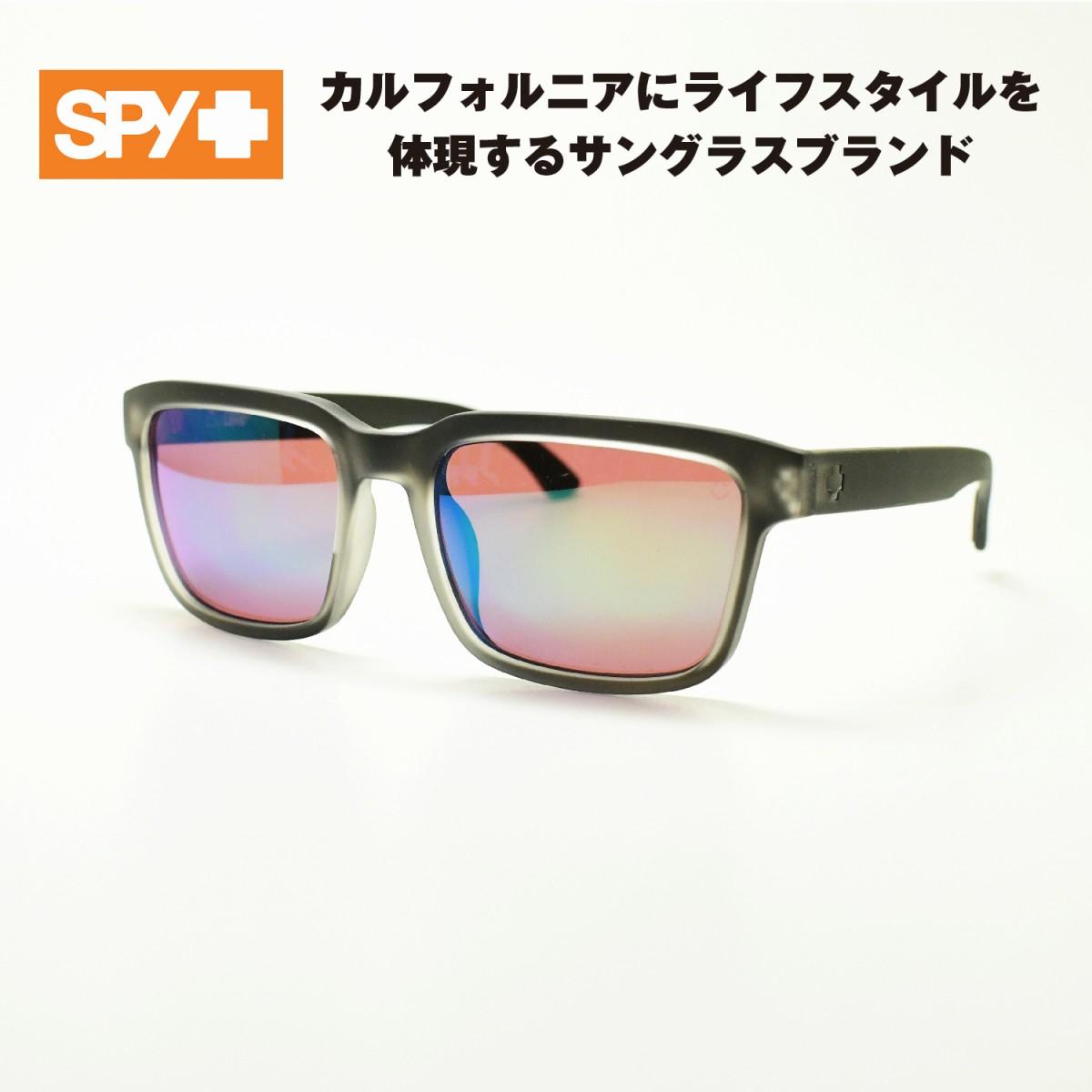 SPY スパイHELM2 ヘルム2(マットブラックアイス/ブロンズ エメラルド)