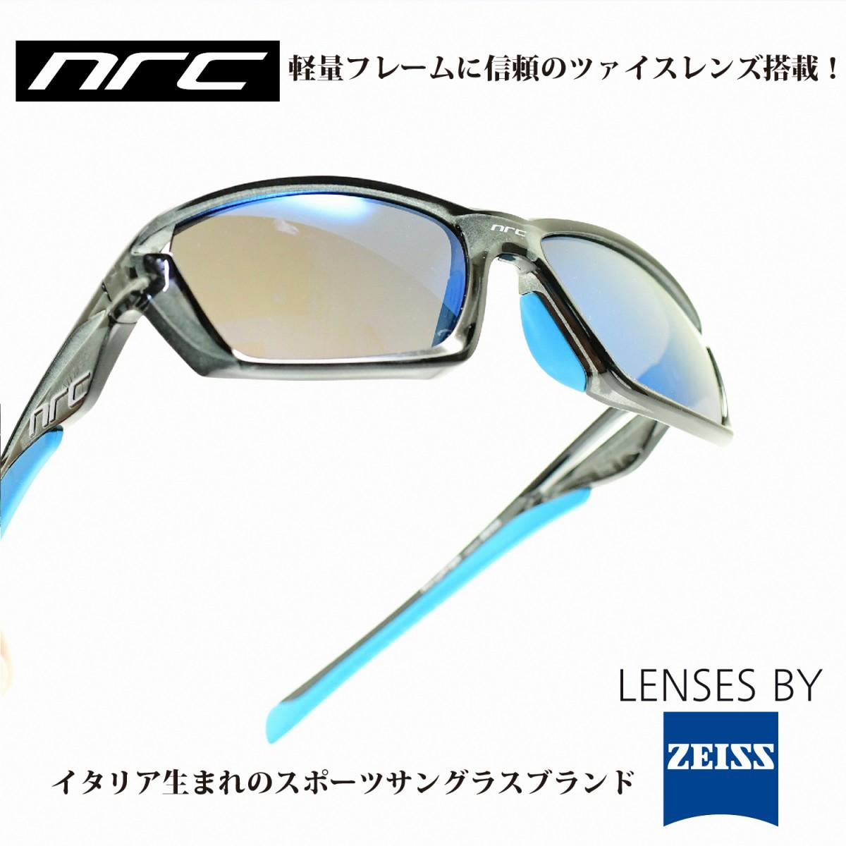 nrc エヌアールシーRX1 WATERメガネ 眼鏡 めがね メンズ レディース おしゃれ ブランド人気 おすすめ フレーム 流行り 度付き レンズ サングラス スポーツ