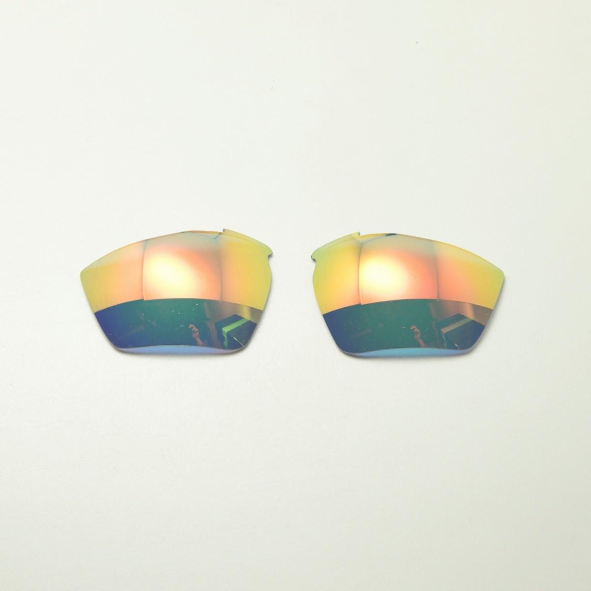 RUDY PROJECT ルディプロジェクトIMPULSE インパルス用 交換レンズNXT偏光調光グレー レッドミラー