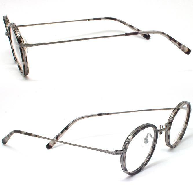 28640ed34a8 Clayton Franklin eyeglass frames CF-598-AS antique silver-グレートートイズ   クリアデモ  lens