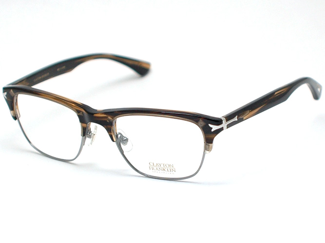 dekorinmegane: Clayton Franklin [CLAYTON FRANKLIN] glasses frame ...