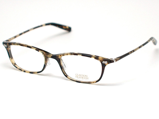dekorinmegane | Rakuten Global Market: Clayton Franklin eyeglass ...