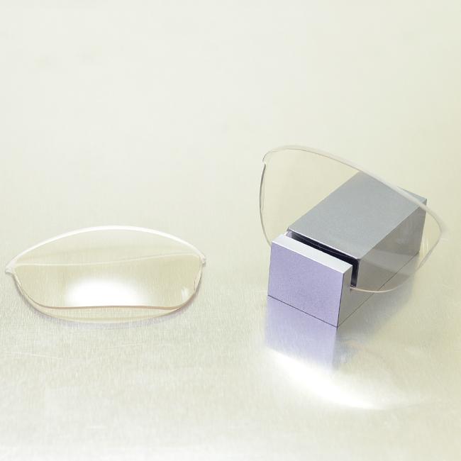 【GOODMAN LENS MANUFACTURE】グッドマンレンズマニュファクチャーOAKLEY HALFJACKET2.0オークリーハーフジャケット2.0用交換レンズ調光[クリア→ブラウン]スタンダードシェイプ(OAKLEY-HALFJACKET-HJ20-P202)