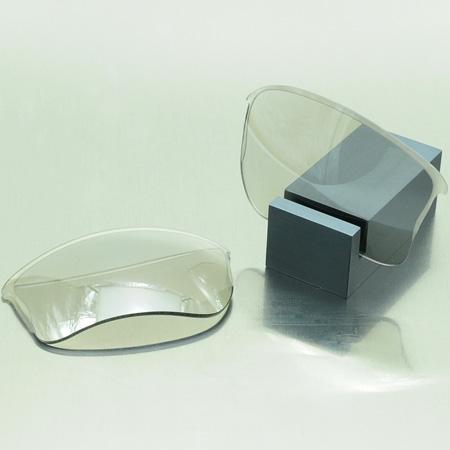 df2febdef4 Dimming products Goodman lens manufacturer OAKLEY FLAKJACKET for oak leaf  rack jacket replacement lens clear → gray Silva Miller XLJ shape ...