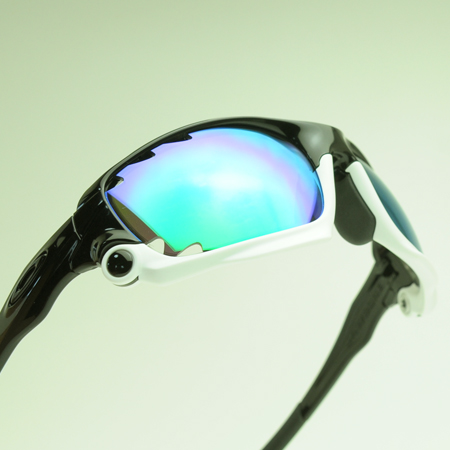 a5faf70ddd Product Goodman lens manufacturer OAKLEY JAWBONE (oakleyjouborn) for  interchangeable lens grey base   green mirror (OAKLEY-JAWBONE-JB-P104)