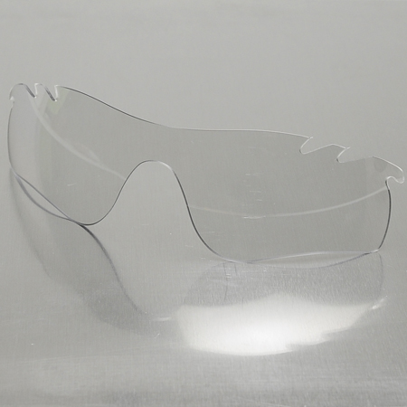 【GOODMAN LENS MANUFACTURE】グッドマンレンズマニュファクチャーOAKLEY RADAR LOCK(オークリーレーダーロック)用交換レンズ調光[クリア→グレー]PATHシェイプ(ポリカーボネイト)(OAKLEY-RADAR-PATH-RDL-P201S)