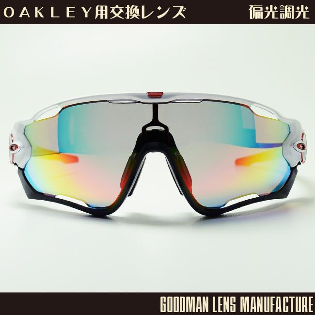 ec345f4c27 Goodman lens manufacturer OAKLEY JAWBREAKER (Oakley Jawbreaker) for  replacement lenses polarized light grey red (ventilation)   lens only